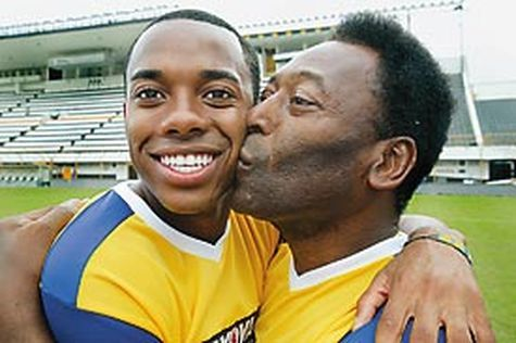 Pelé regresa al cine
