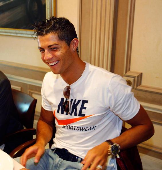 cristiano ronaldo madrid 2009. APPLIES) Cristiano Ronaldo