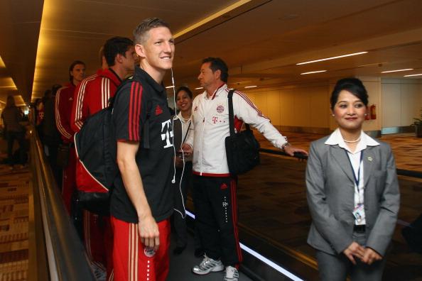 FC Bayern Muenchen - Delhi Training Camp Day 8