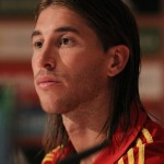Spain's national football team player Se