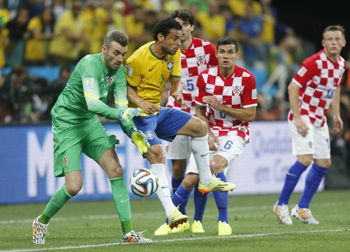Copa do Mundo 2014 - Brasil x Croácia