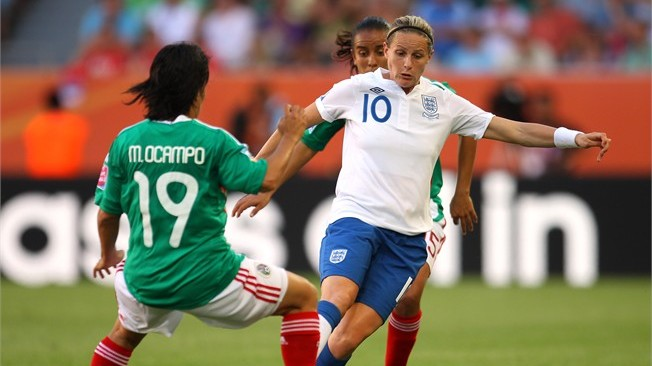 Women's Football : Kelly Smith Retires From International Football – Watch Her Best Goals!