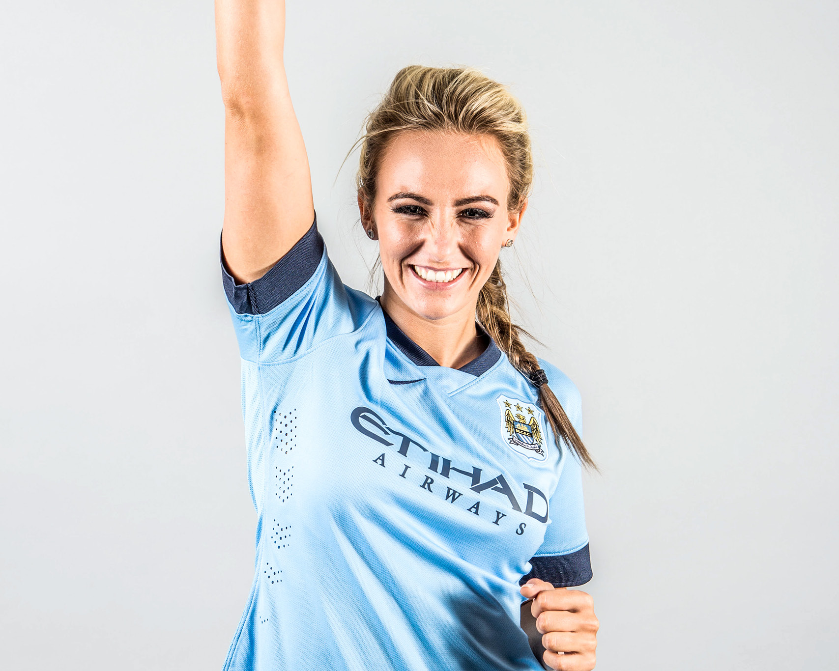 Women's World Cup: England's Toni Duggan On Man City's Set-Up & Getting Yelled At By Dads