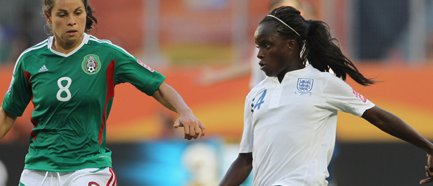 Women's World Cup : Chelsea's and England's Aluko On Her Coach's Criticism, Being 'Accepted' By The Lads